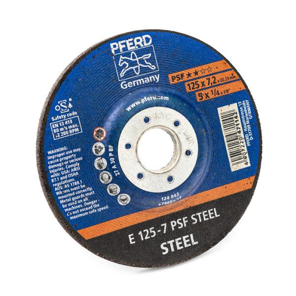 disque à ébarber 125x7.2mm