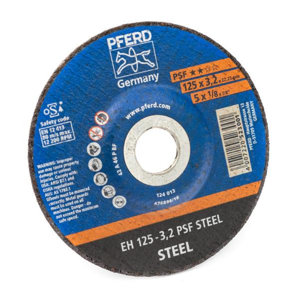disque à tronçonner 125x3.2mm