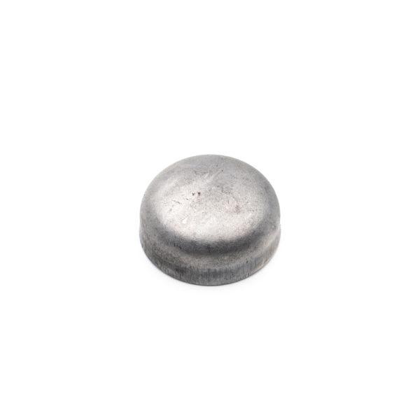 fond bombé à souder acier galva 26,9mm x 2,3mm