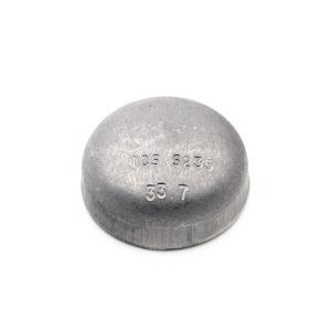fond bombé à souder acier galva 33,7mm x 2,3mm