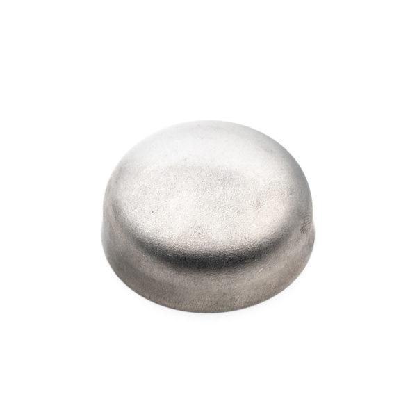 fond bombé à souder inox 304L 42,4mm x 2mm