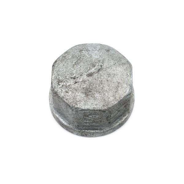 Bouchon femelle acier galva 33mm x 42mm