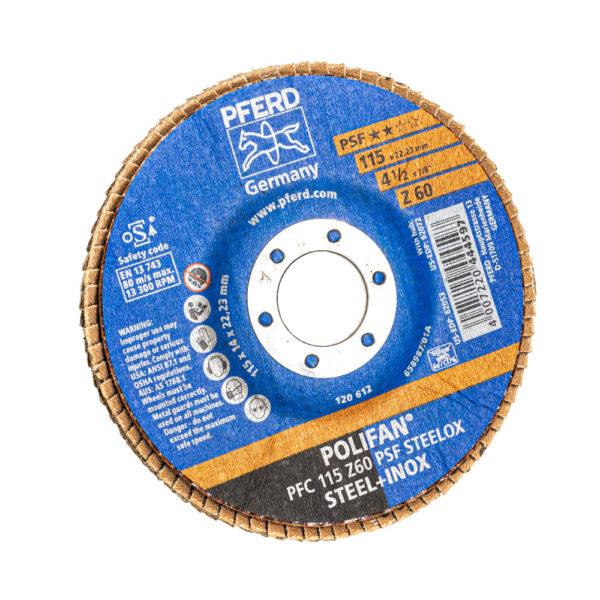 disque à lamelles 115 GR60
